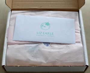 Beautifully packaged Liz Earl products