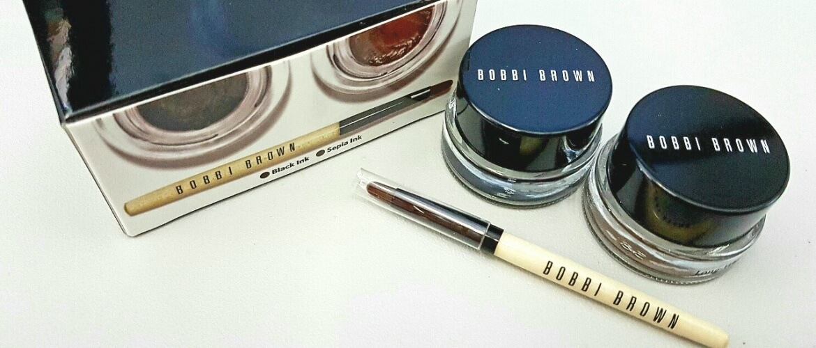 Bobbi Brown eye liner set